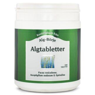 Alg-Börje Algtabletter 1000 tabl