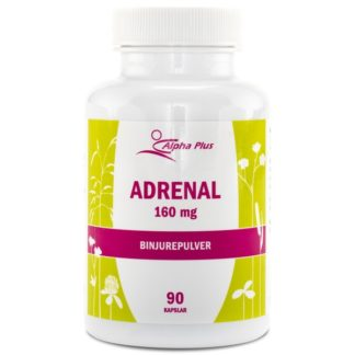 Alpha Plus Adrenal 90 kaps
