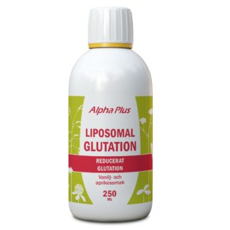 Alpha Plus Liposomal Glutation 250 ml
