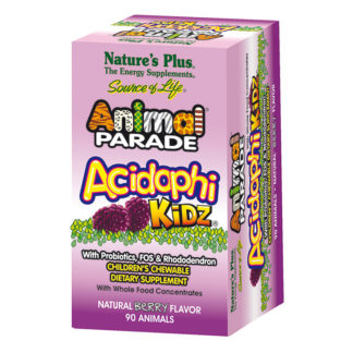 Animal Parade Acidophilus Kidz 90 tabletter