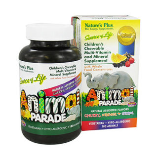 Animal Parade Multivitamin Barn 180 tabletter