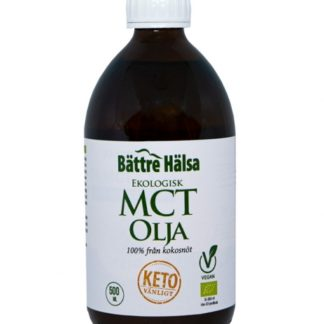 Bättre Hälsa Ekologisk MCT Olja