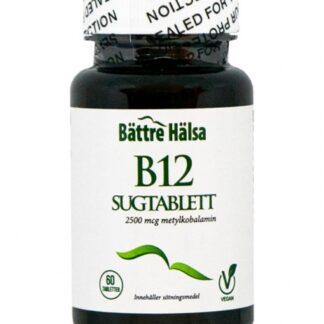 B12 Sugtablett