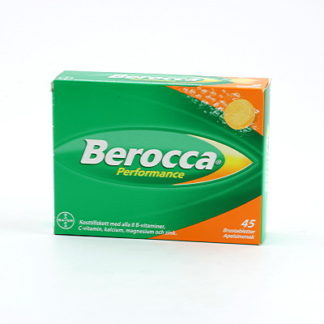 Berocca Performance Apelsin 45st 3x15st