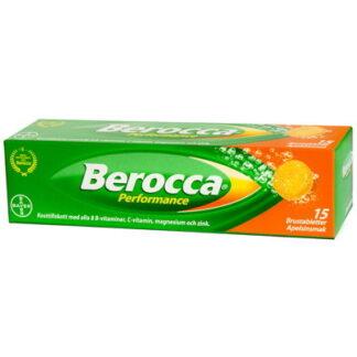 Berocca Performance Apelsin Brus 15st