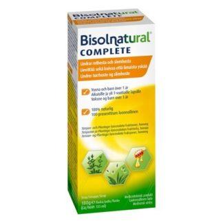 Bisolnatural Complete Hostsirap 133 ml
