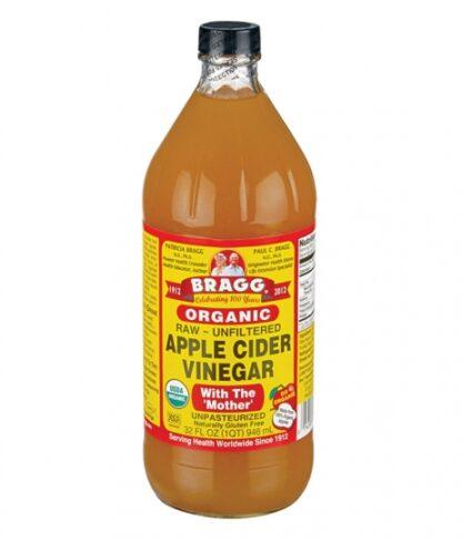 Bragg Äppelcidervinäger 473 ml EKO