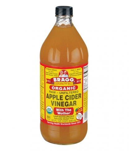 Bragg Äppelcidervinäger 946 ml EKO