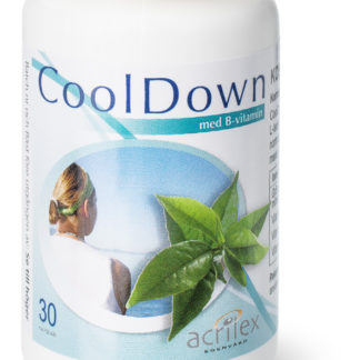 CoolDown + B-vitamin 30k