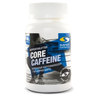 Core Caffeine 100 tabl