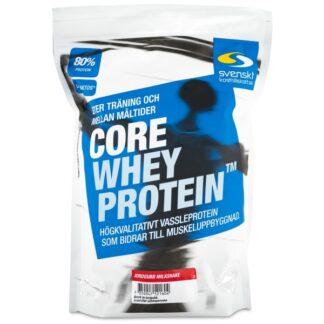 Core Whey Protein Jordgubb Milkshake 1 kg