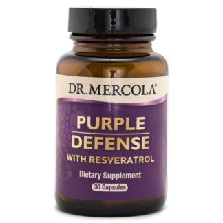 Dr Mercola Purple Defense 30 kaps