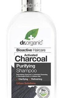 Dr Organic Schampoo Aktivt Kol 265 ml