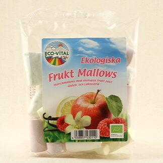 Eco Vital mallows frukt 90g EKO