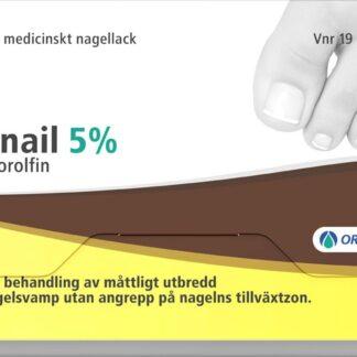 Finail medicinskt nagellack 5 % 3 ml