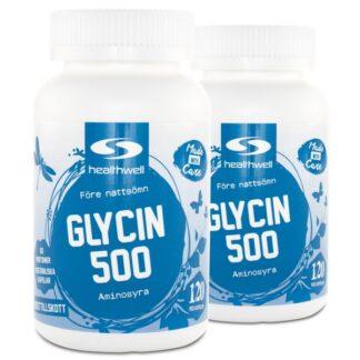 Glycin 500 240 kaps