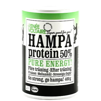 Hampaprotein 400g