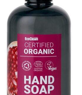 Hand Soap Organic Pomegrate 300 ml