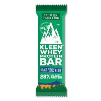 KLEEN Whey Protein Bar Choco Plenty Minty 60 g