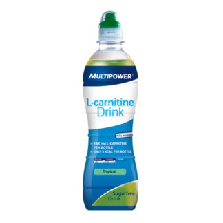 L-Carnitine Drink Tropical 500ml