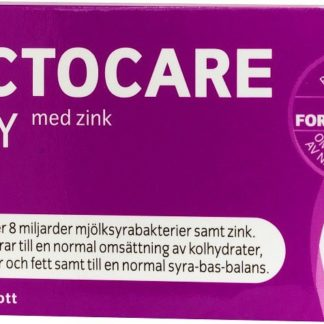 Lactocare Daily med Zink 30 st