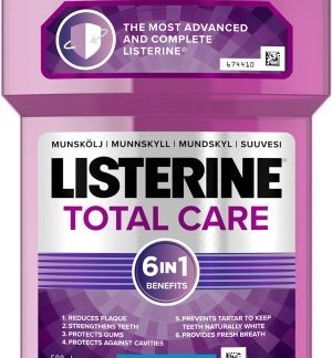 Listerine Total Care 500 ml