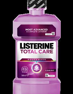 Listerine Total Care Zero - 500 ml