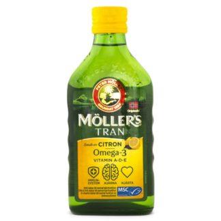 Möllers Tran Citron 250ml