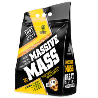 Massive Mass - Chokolate/Fudge smak 7kg