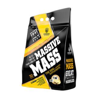Massive Mass - Vanilla Gelato smak 7kg