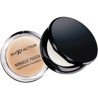 Max Factor Miracle Touch Liquid Illusion Foundation SPF30 - 075-golden