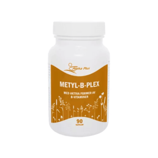 Metyl-B-Plex 90 kap