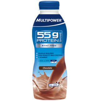 Multipower 55g Protein shake shocolate 500ml