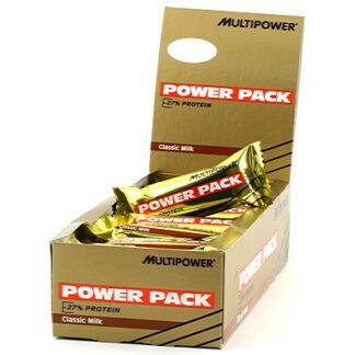 Multipower Power pack classic milk 35g