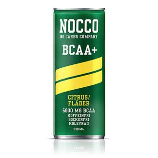 NOCCO Citrus Fläder 33cl