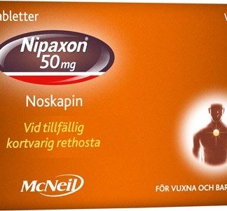 Nipaxon tablett 50 mg 30 st