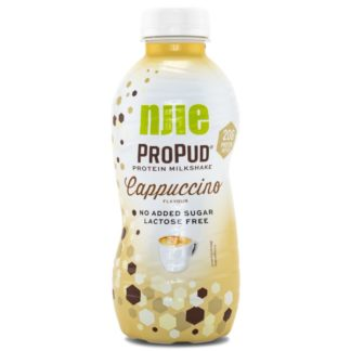 Njie ProPud Protein Milkshake Cappuccino 330 ml
