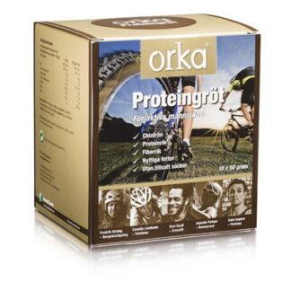Orka Proteingröt 50g 10pack