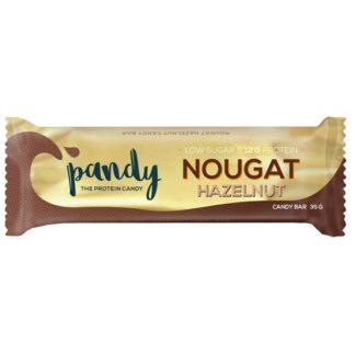 Pandy Protein Candy Bar Nougat Hazelnut 35 g