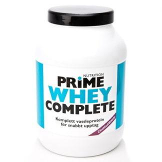 Prime Whey complete choklad blåbär 900g