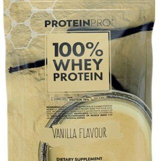 Proteinpro whey powder vanilla 900g