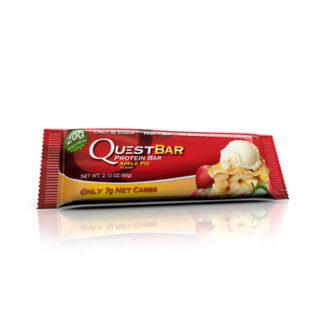 Questbar proteinbar apple pie 60g