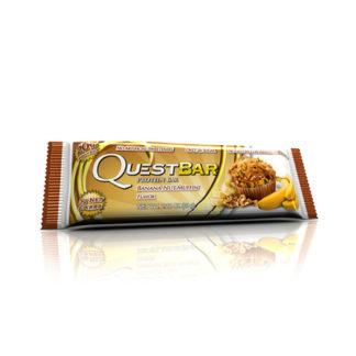 Questbar proteinbar banana nut muffin 60g
