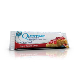 Questbar proteinbar peanut butter & jelly 60g