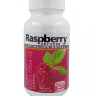 Raspberry Ketones 60 Kapslar