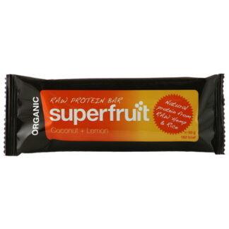 Raw protein bar kokos citron 50g EKO