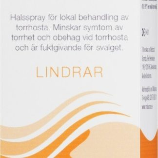 Renässans Halsspray mot torrhosta 25 ml
