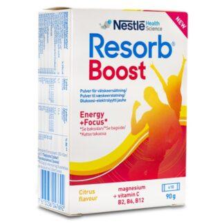 Resorb Boost 10-pack Citrus