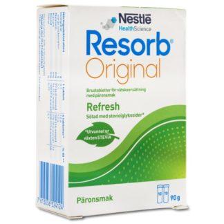 Resorb Original 20 brustabl Päron