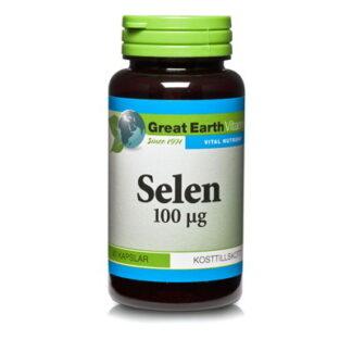Selenium 100mcg 90k